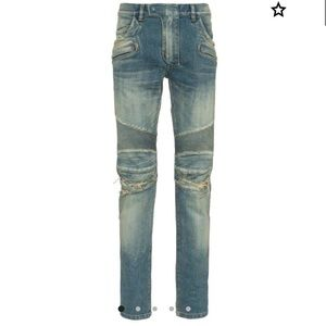 Balmain Blue Jeans